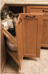 Corner kitchen cabinet storage 32