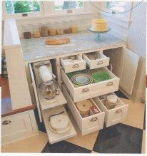 Corner kitchen cabinet storage 39
