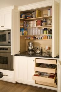 Corner kitchen cabinet storage 60