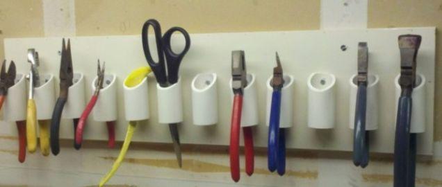 Creative garden tool storage ideas (1)