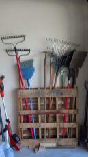 Creative garden tool storage ideas (10)