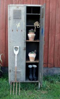 Creative garden tool storage ideas (14)