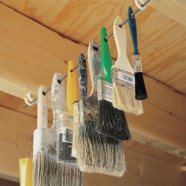 Creative garden tool storage ideas (21)