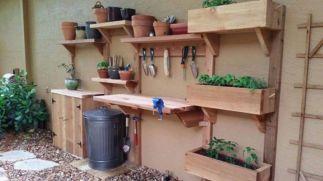 Creative garden tool storage ideas (22)
