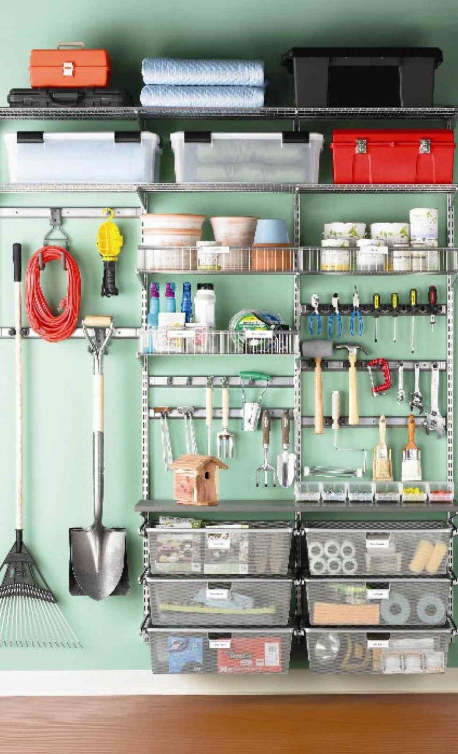 Creative Garden Tool Storage Ideas (23)