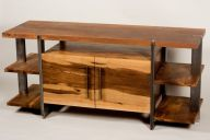 Creative metal and wood furniture 05