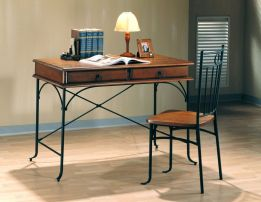 Creative metal and wood furniture 19