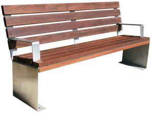 Creative metal and wood furniture 22