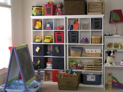 Creative toy storage ideas for living room 06