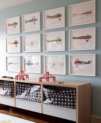 Creative toy storage ideas for living room 21
