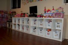 Creative toy storage ideas for living room 30