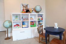 Creative toy storage ideas for living room 32