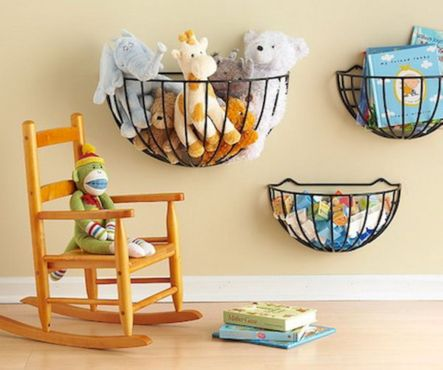 Creative toy storage ideas for living room 54