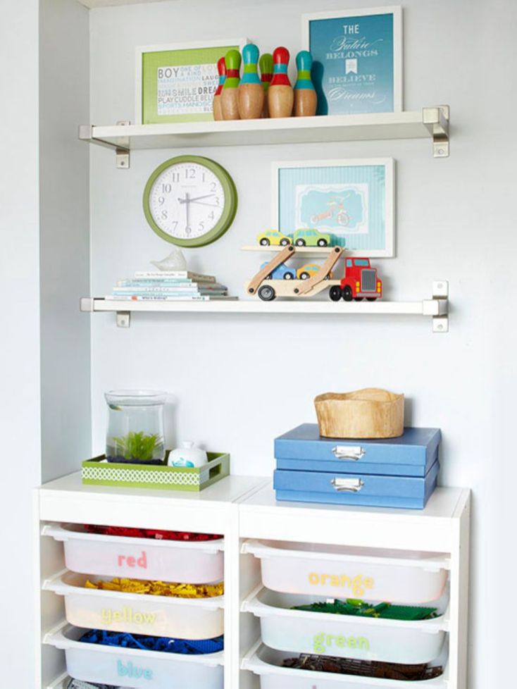 Creative toy storage ideas for living room 59