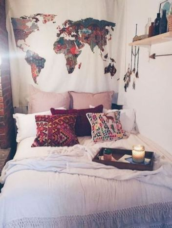 Cute apartment bedroom ideas you will love 18