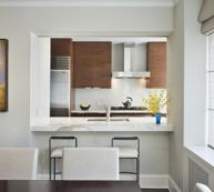 Half wall kitchen designs 10