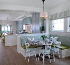 Half wall kitchen designs 21