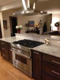 Half wall kitchen designs 30