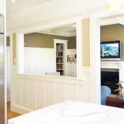 Half wall kitchen designs 54