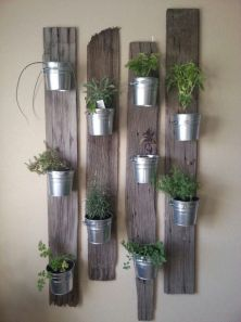 Incredible indoor hanging herb garden (6)