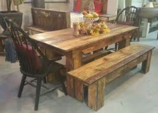 Incredible rustic dining room ideas 12