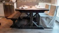 Incredible rustic dining room ideas 13