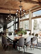 Incredible rustic dining room ideas 21