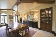 Incredible rustic dining room ideas 29