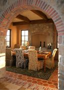 Incredible rustic dining room ideas 35