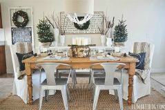 Incredible rustic dining room ideas 45