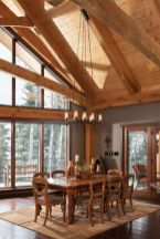 Incredible rustic dining room ideas 57