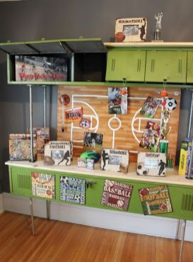 Inspiring bedroom design ideas for boy who loves basketball 20
