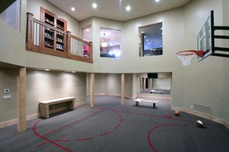 Inspiring bedroom design ideas for boy who loves basketball 58