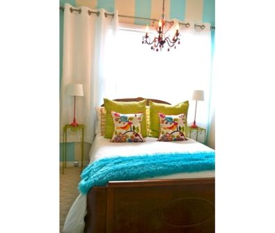 Inspiring bedroom design ideas for teenage girl 07