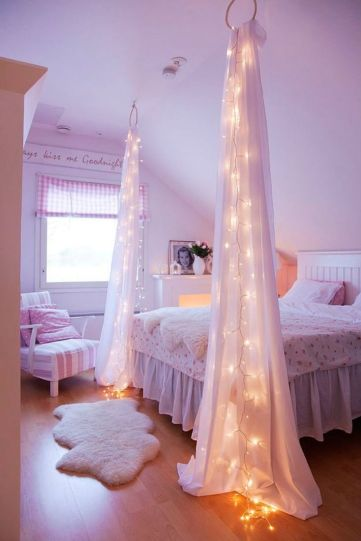 Inspiring bedroom design ideas for teenage girl 16