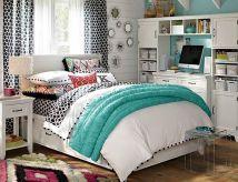 Inspiring bedroom design ideas for teenage girl 20
