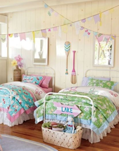 Inspiring bedroom design ideas for teenage girl 27