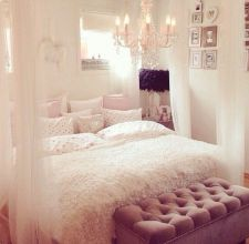 Inspiring bedroom design ideas for teenage girl 70