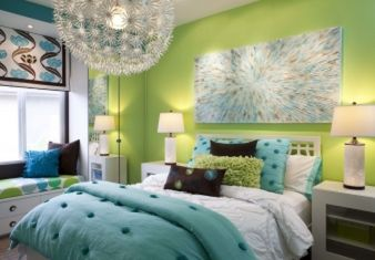 Inspiring bedroom design ideas for teenage girl 84