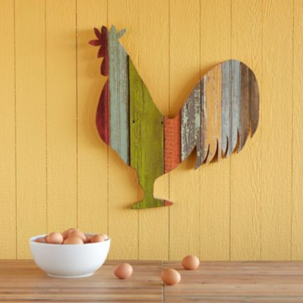 Inspiring kitchen wall art ideas 57