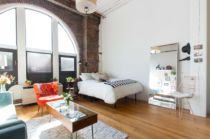 Inspiring modern studio apartment design ideas (11)