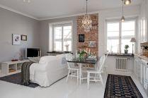 Inspiring modern studio apartment design ideas (12)