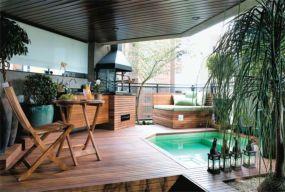 Modern apartment balcony decorating ideas 09