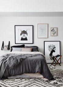 Modern apartment decor ideas you should try 18