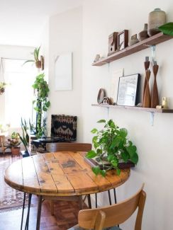 Modern apartment decor ideas you should try 41