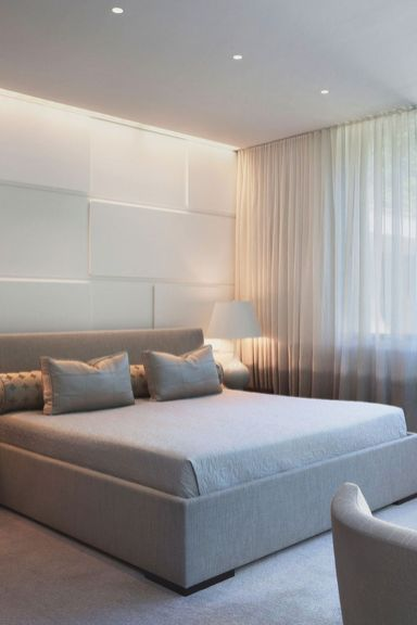 Modern bedroom design ideas with minimalist touch 03