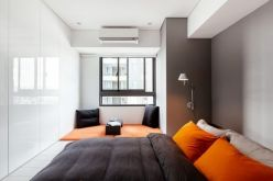 Modern bedroom design ideas with minimalist touch 05