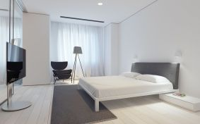 Modern bedroom design ideas with minimalist touch 06