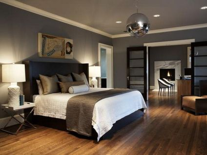 Modern bedroom design ideas with minimalist touch 07
