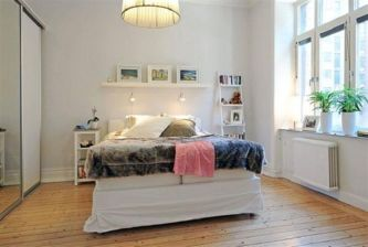 Modern bedroom design ideas with minimalist touch 13